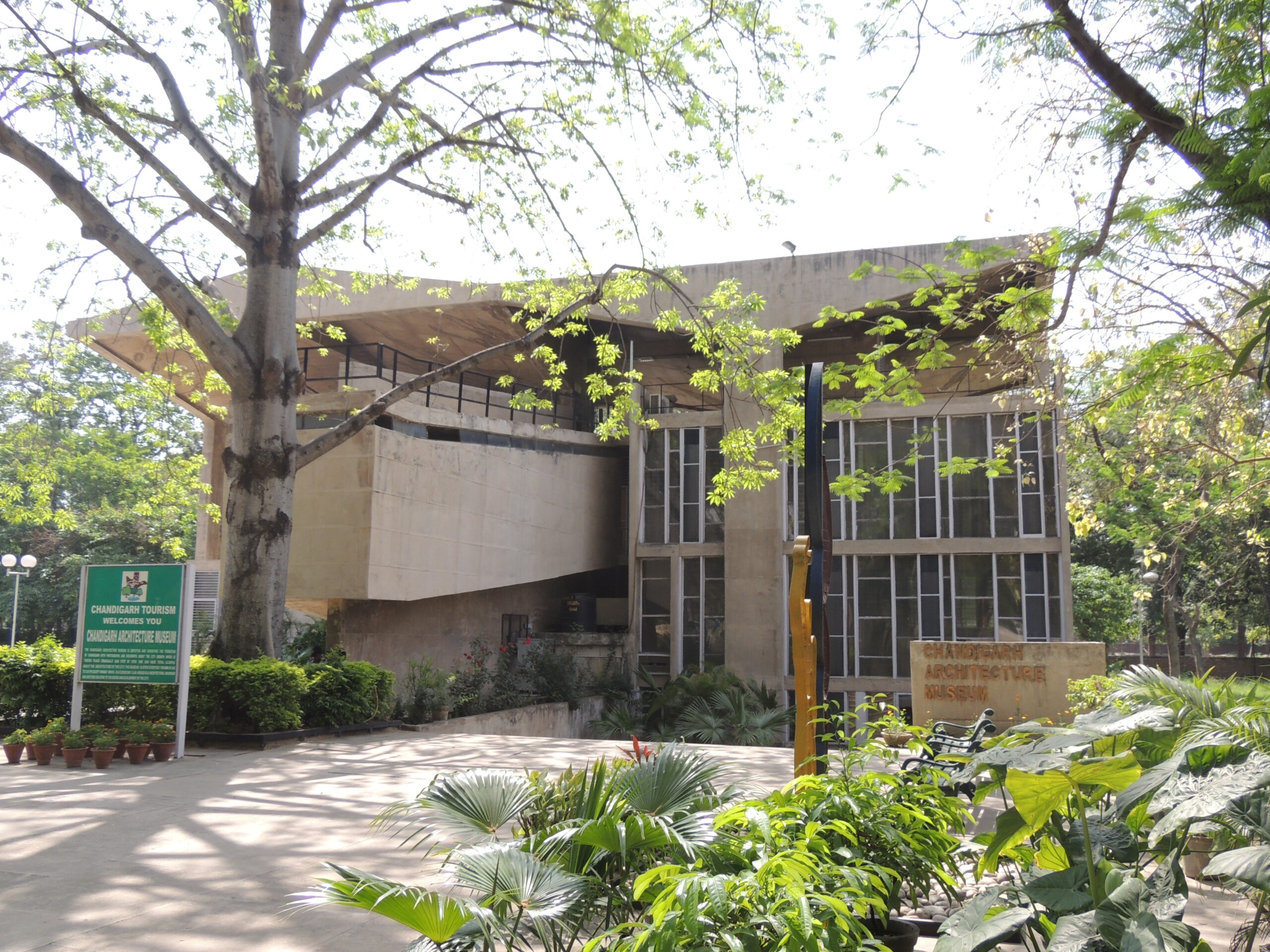 Chandigarh Architectural Museum