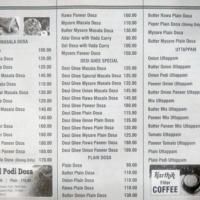 Karthik-menu