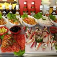 Buffet Hut: Salad