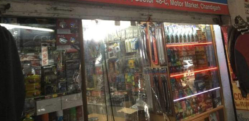 Sector 48 Motor Market
