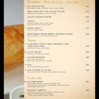 The-Lalits-menu