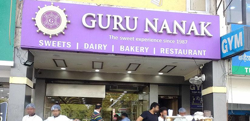 Guru Nanak Sweets