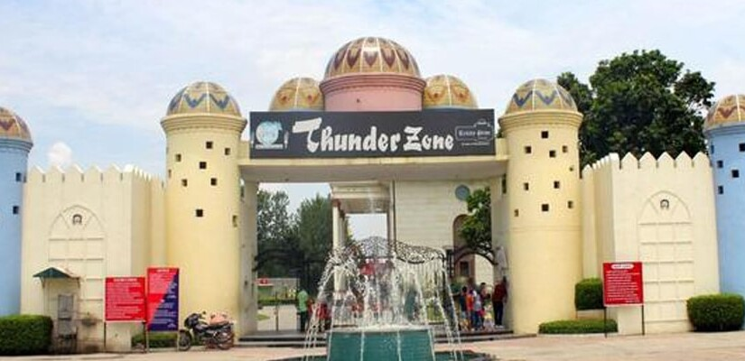 Thunder Zone