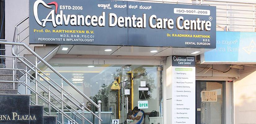 Advanced Dental Care Center