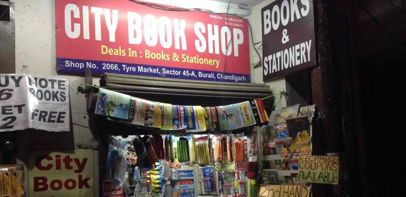 City Book Shop