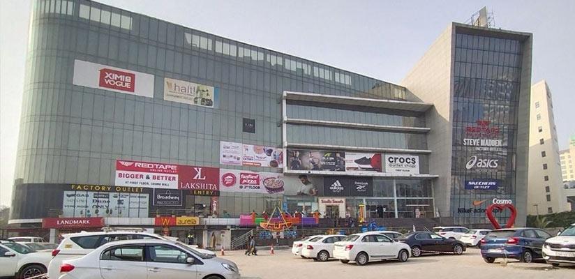 Cosmo Mall Zirakpur