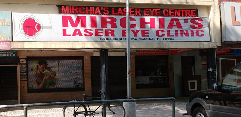 Mirchia Eye Hospital