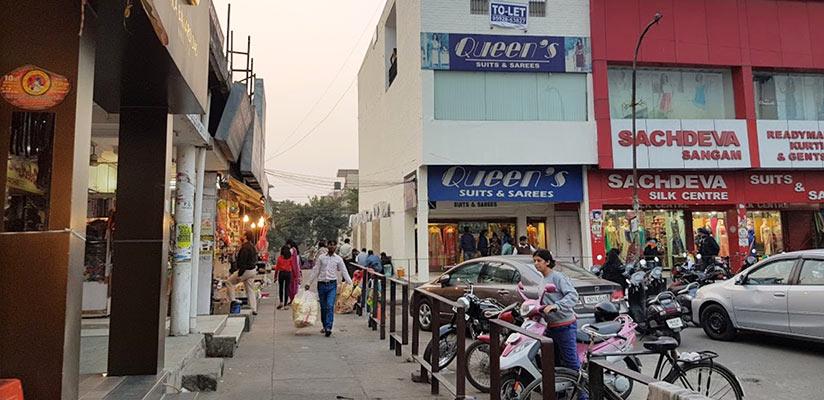 Sector 7 Market Panchkula