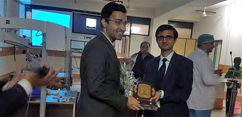 Dr. Kshitij Charaya