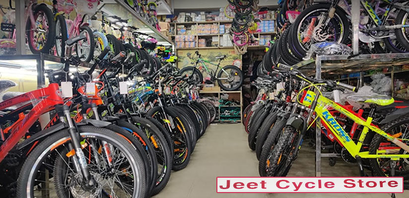 Jeet Cycle Store