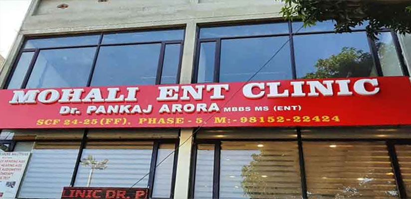 Mohali ENT Clinic