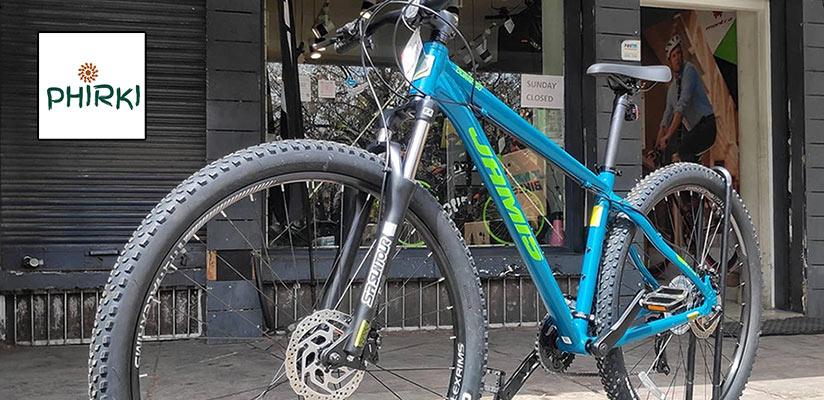 Phirki Cycle Store
