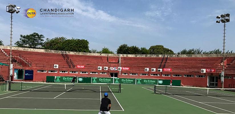 CLTA Tennis Stadium