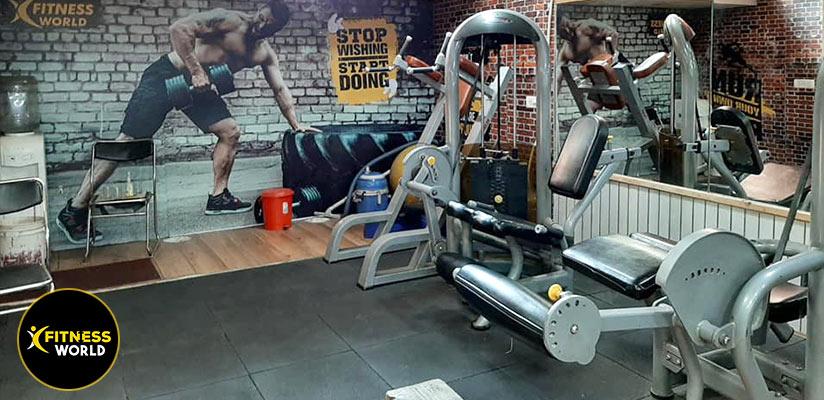 Fitness World Gym