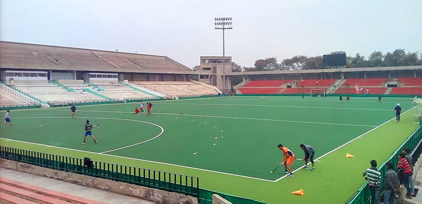 Hockey Stadium Chandigarh