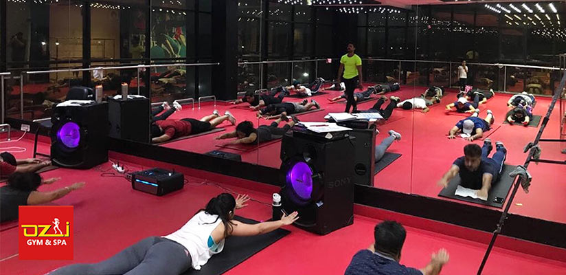 Ozi Gym & Spa