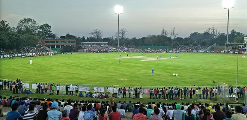 Sector 16 Cricket Stadium