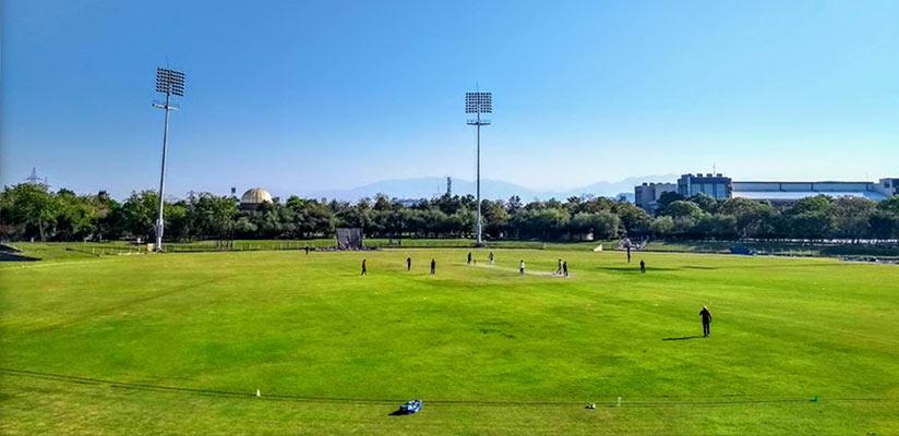 Tau Devi Lal Stadium