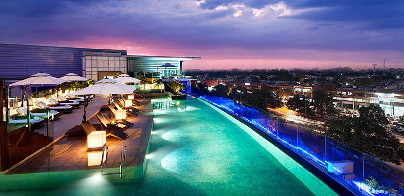 Best Hotel in Chandigarh with Swimming Pool