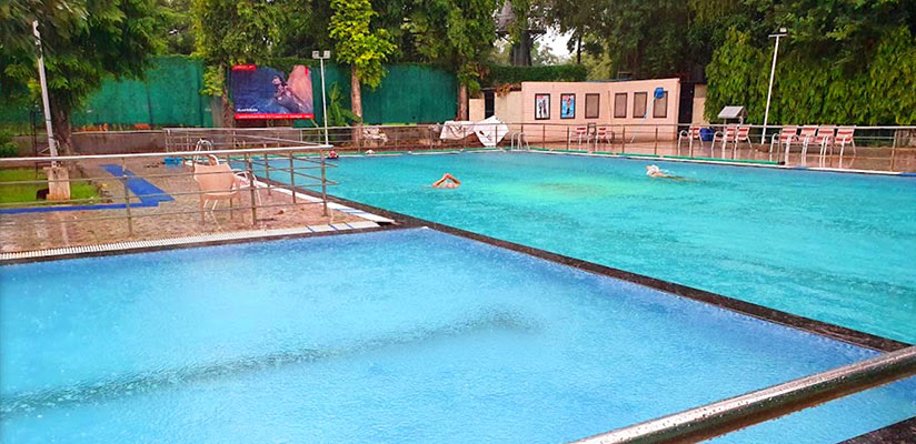 Chandigarh Press Club Swimming Pool