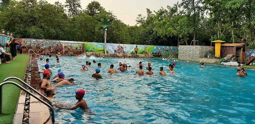 KV Swimming Pool Sector 29 Chandigarh