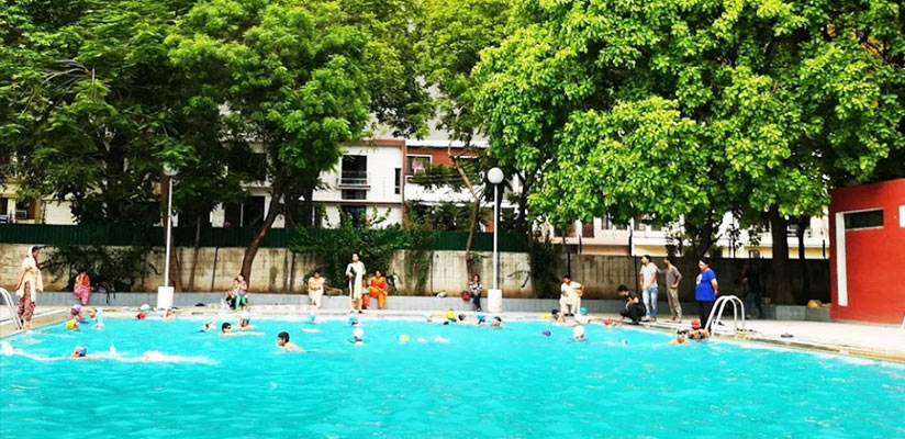 Nursery Swimming Pool Sector 23