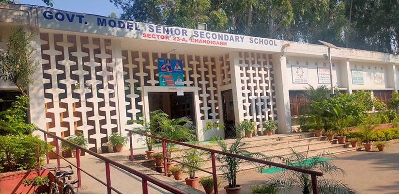 Govt School – Sector 23