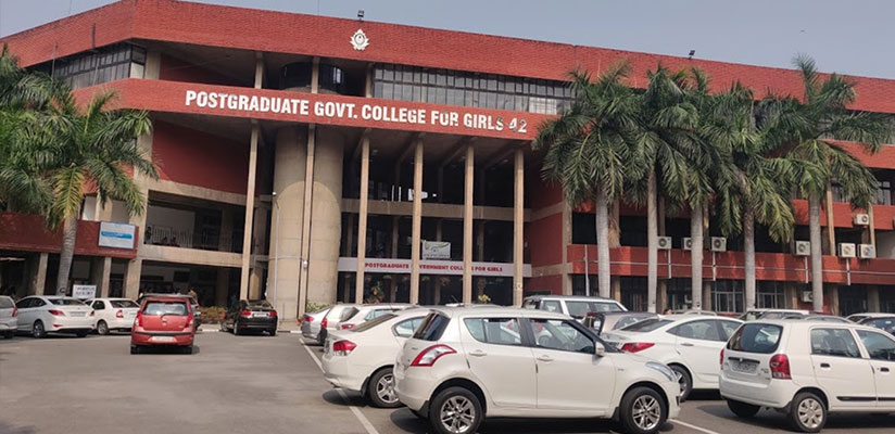 Post Graduate Govt College for Girls – Sector 42